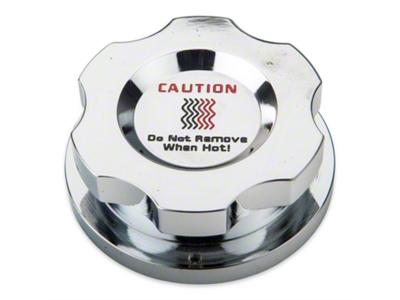 Modern Billet Chrome Radiator Cap Cover (05-14 V6 & GT)