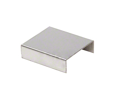 Polished Mass Air Sensor Cover (89-04 All)