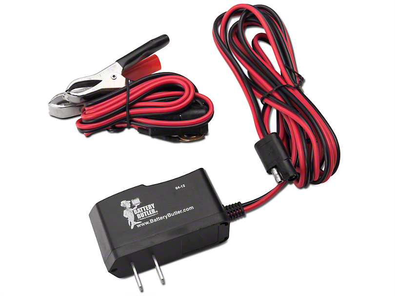 Battery Butler 12-Volt Battery Charger (79-16 All)