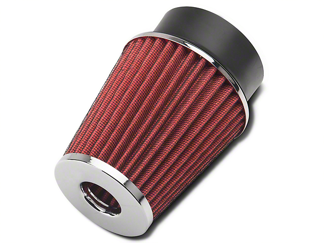 SR Performance Cold Air Intake Replacement Filter - 3.5 in. Inlet