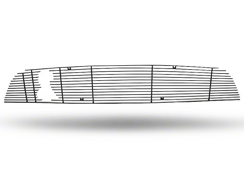 Modern Billet Black Billet Grille - Upper (10-12 GT500)