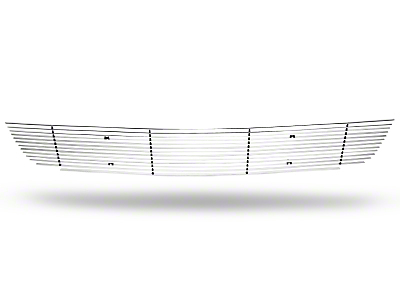 Modern Billet Polished Billet Grille - Lower (10-12 GT500)