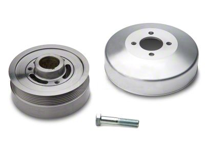 SR Performance Underdrive Pulleys
