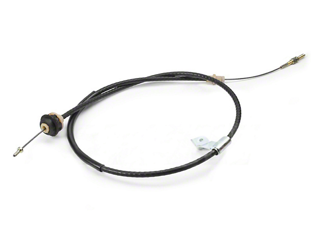 SR Performance Adjustable Clutch Cable (79-95 5.0L)
