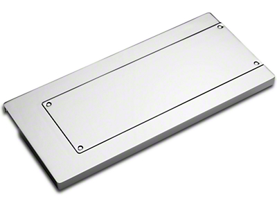 Chrome Fuse Box Cover (05-09 All)