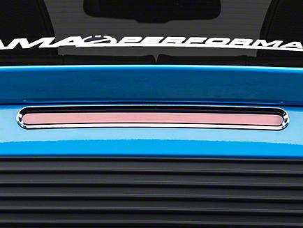 Third Brake Light Trim - Chrome (10-14 GT, V6)