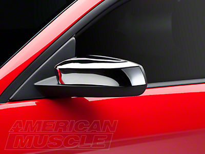 Chrome Mirror Covers (10-14 All)
