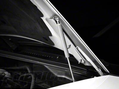 MMD Bolt On Hood Strut Kit - Chrome (99-04 All)