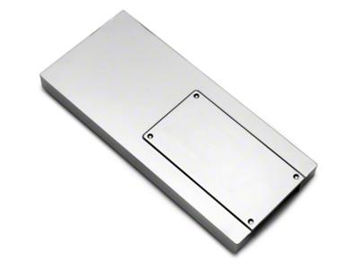 Modern Billet Chrome Fuse Box Cover (10-14 All)