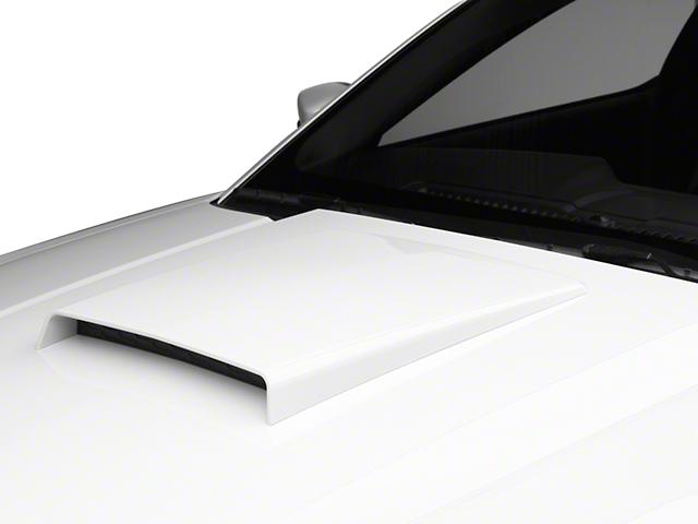 MMD Hood Scoop - Unpainted (10-12 GT, V6)