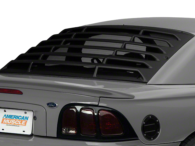 MMD Rear Window Louvers - ABS (94-04 All)