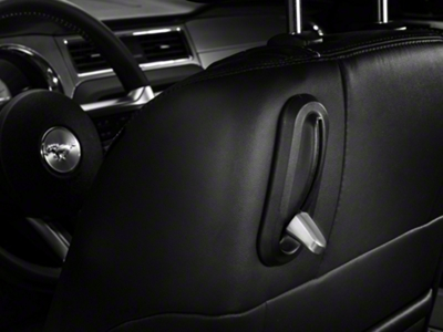 Modern Billet Satin Seat Release Levers (10-14 All)