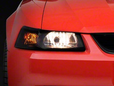 Dark Smoked Headlights (99-04 All)