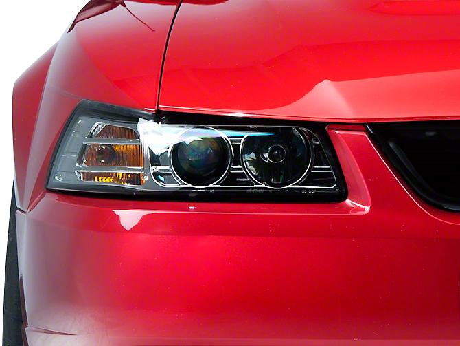 Chrome Projector Headlights (99-04 All)