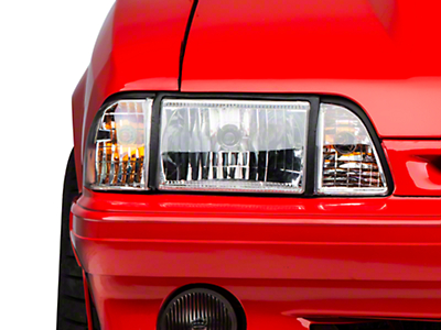 Ultra Clear Headlights (87-93 All)