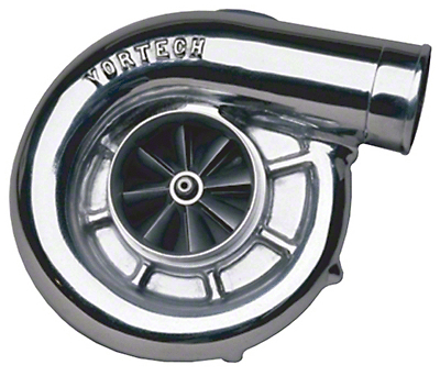 Vortech Supercharger System - Polished (07-08 GT)