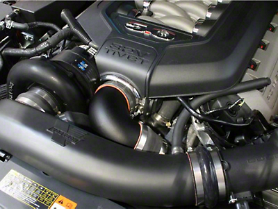 Vortech Supercharger System - Black (11-13 GT)