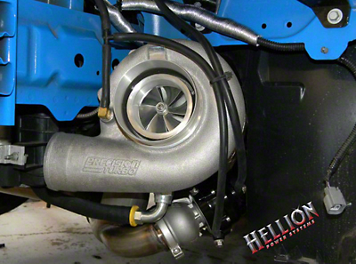 Hellion Single Turbo - Complete Kit (11-14 V6)