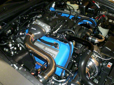 Hellion Single Turbo - Complete Kit (03-04 Cobra)