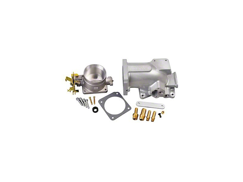 Trick Flow 75mm Throttle Body & Plenum Combo (96-04 GT)