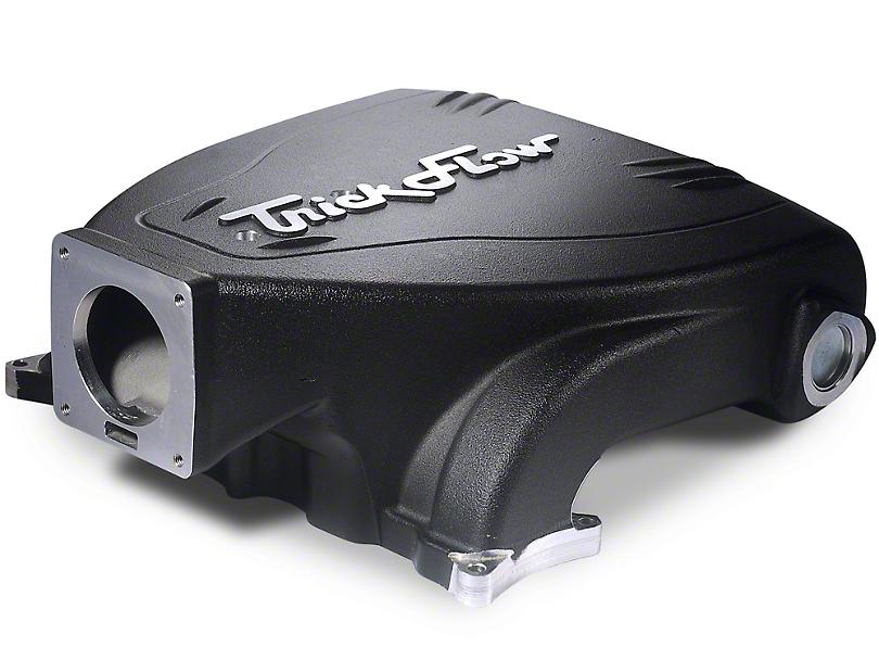 Trick Flow Street Burner EFI Intake Manifold - Black (86-95 5.0L)