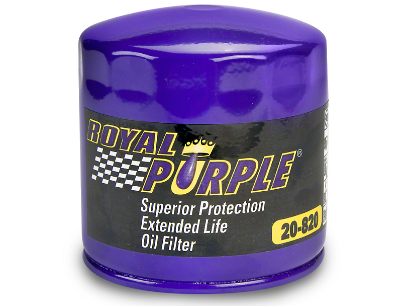 Royal Purple Extended Life Oil Filter (96-10 GT, 05-10 V6, 07-14 GT500)