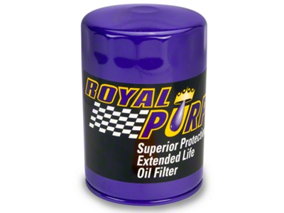Royal Purple Extended Life Oil Filter (79-95 5.0L; 87-93 4cyl)