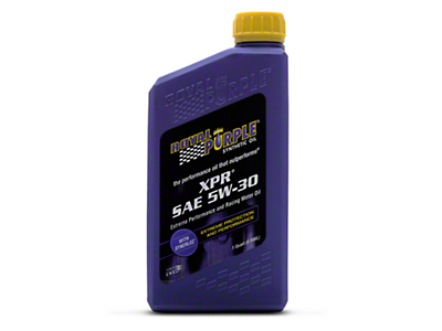 Royal Purple XPR Race 5w30 Motor Oil