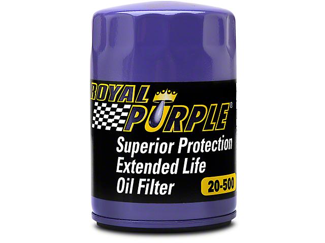 Royal Purple Extended Life Oil Filter (11-16 GT, V6, Boss)