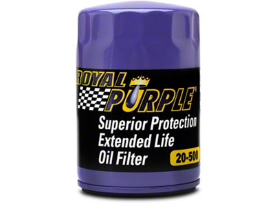 Royal Purple Extended Life Oil Filter (11-14 GT, V6, Boss)
