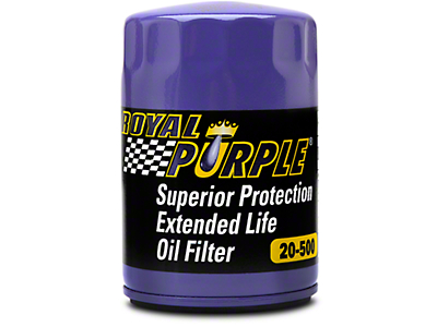 Royal Purple Extended Life Oil Filter (11-17 GT, V6, Boss)