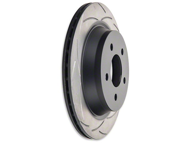 DBA T2 Street Series Slotted Rotors - Rear Pair (94-04 Bullitt, Mach 1, Cobra)