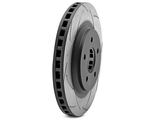 DBA T2 Street Series Slotted Rotors - Front Pair (05-10 GT; 11-14 V6)