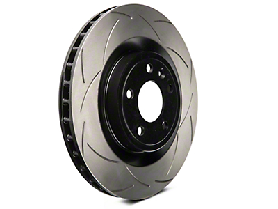 DBA T2 Street Series Rotors - Front Pair (11-14 GT)
