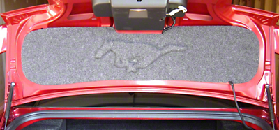 MDM Raised Pony Trunk Lid Mat (2005/2006)