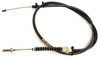 Maximum Motorsports High Performance Clutch Cable (82-95 5.0L; 96-04 All)