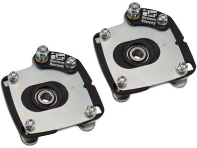 Maximum Motorsports Caster Camber Plates (05-10 All; 07-14 GT500)