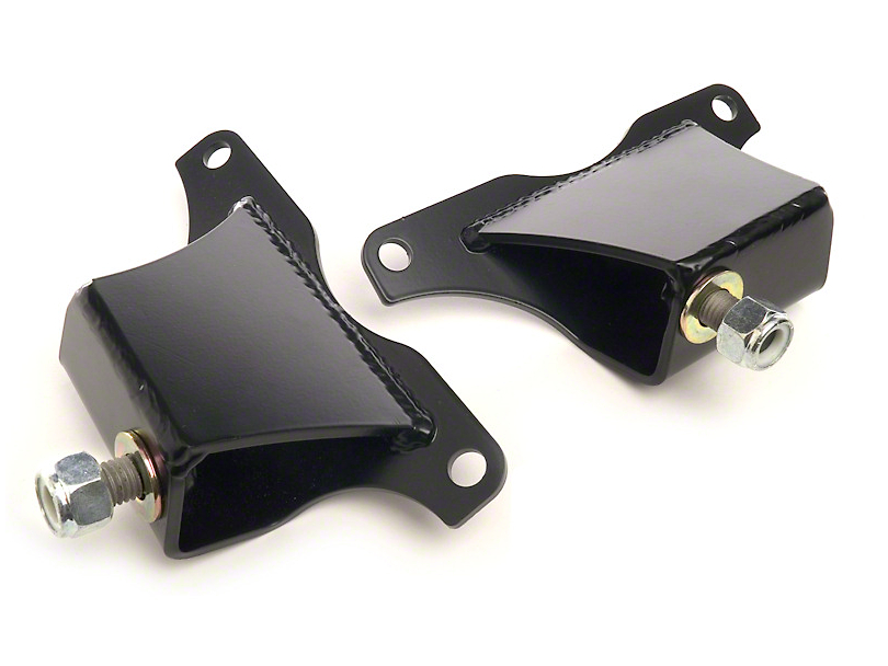 Maximum Motorsports Mustang Solid Motor Mounts Mmsmm 1 79