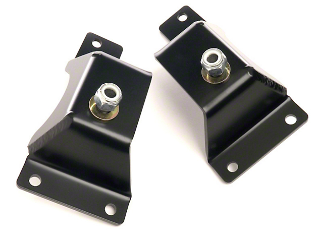 Maximum Motorsports Mustang Solid Motor Mounts Mmsmm 2 96
