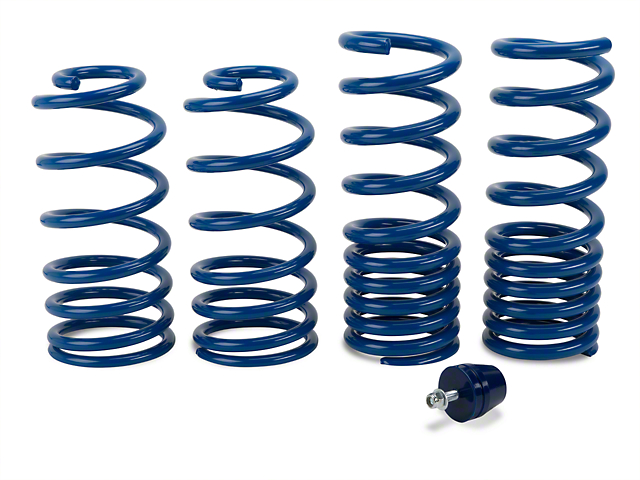 H&R Super Sport Springs - Coupe & Hatchback (79-93 5.0L)