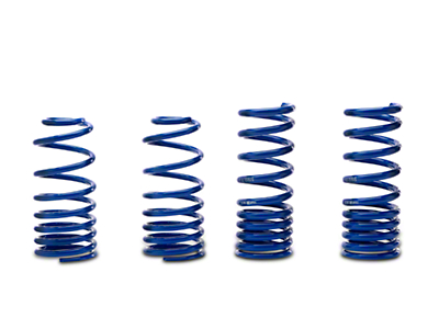 H&R Super Sport Springs (83-93 5.0L Convertible; 94-95 5.0L Coupe)