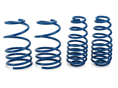 H&R Super Sport Springs - Coupe & Convertible (05-09 GT, V6)