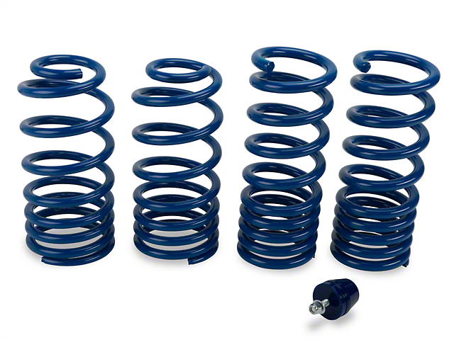 H&R Super Sport Springs (94-04 All; Excluding 99-04 Cobra Convertible)