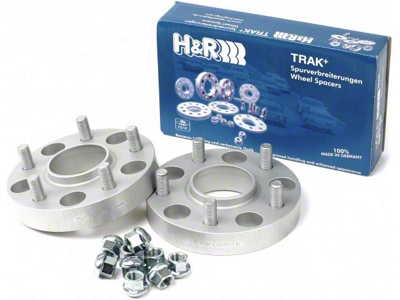 H&R Trak+ Hubcentric Wheel Spacers - 25mm - Pair (94-14 All)