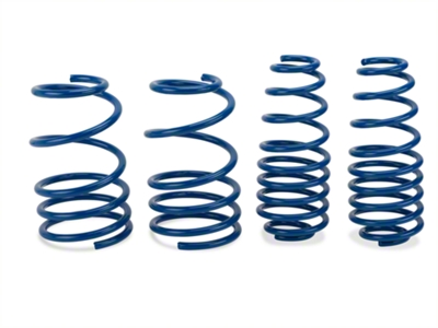 H&R Super Sport Springs - Coupe & Convertible (10 All; 07-14 GT500)