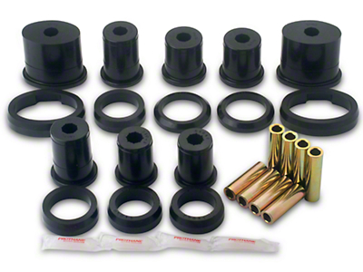 Prothane Rear Control Arm Bushings - Oval (79-98 All)