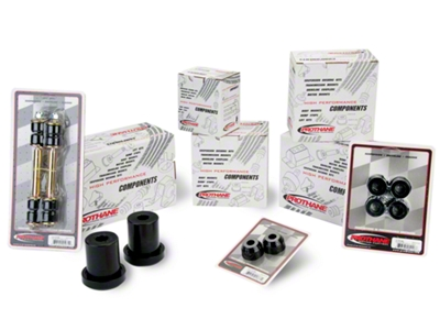 Prothane Total Bushing Kit (99-04 All, Excludes IRS)