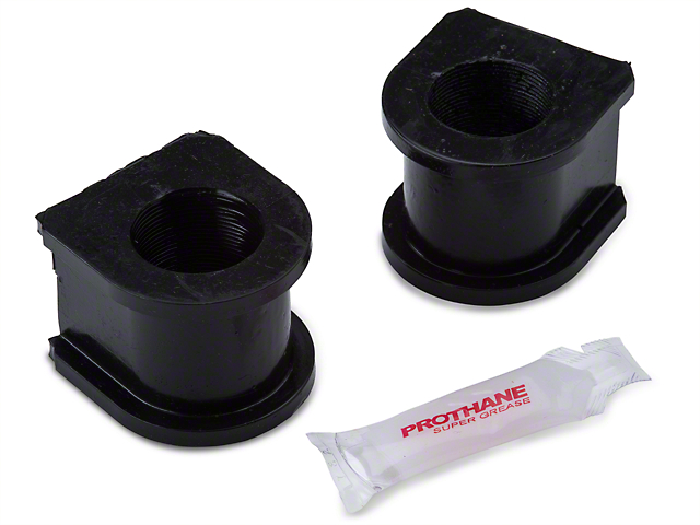 Prothane Front Sway Bar Bushings - 1-1/8 inch (83-84 GT; 84-85 2.3L; 93 Cobra)