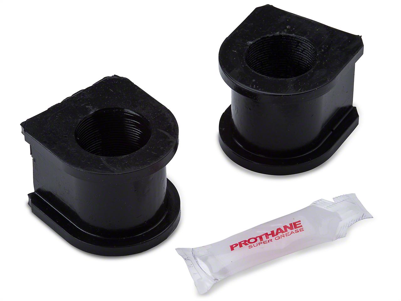 Prothane Front Sway Bar Bushings - 1-1/8 inch (83-84 GT; 84-85 2.3L; 93 Cobra)