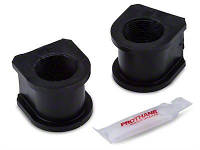 Prothane Front Sway Bar Bushings - 1-1/4 inch (84-86 SVO)